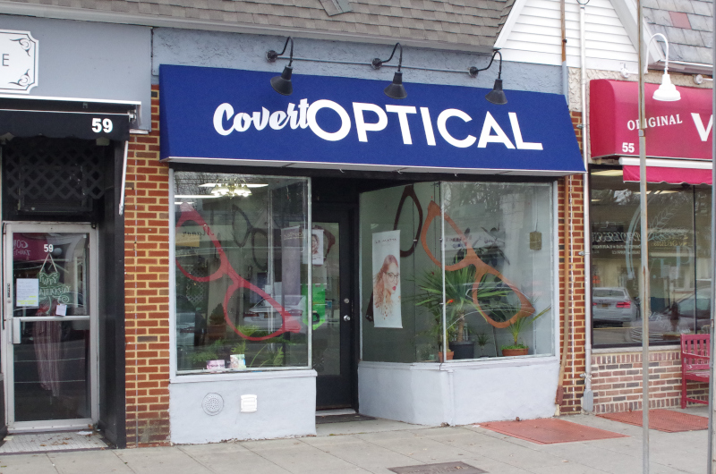 Covert Optical storefront